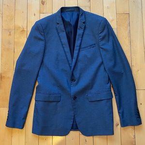 Blue Zara Sport Jacket